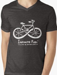 Infinite Fuel Mens V-Neck T-Shirt