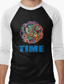 Time Men's Baseball ¾ T-Shirt