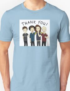 Thanks for the memories, 1D! T-Shirt
