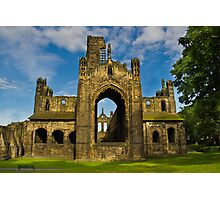 Kirkstall Abbey #4 Photographic Print