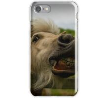 Funny Horse iPhone Case/Skin