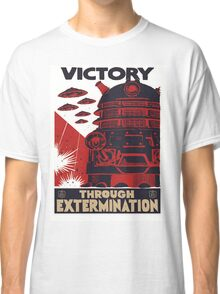 All Hail Our Dalek Overlord Classic T-Shirt