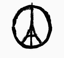 Peace For Paris - White T-Shirt