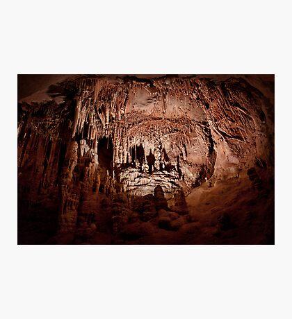 Lodge Room – Lehman Caves Photographic Print