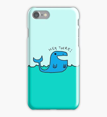 Hey There iPhone Case/Skin