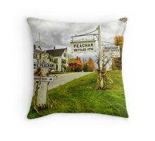 Peacham No. 1 Throw Pillow