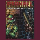 Raphael: Teenage Mutant Ninja Turtle by poopdoop