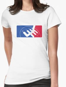 National Motorsport League  Womens Fitted T-Shirt