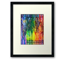 Drop................... Framed Print