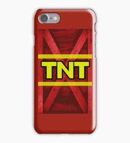 TNT Crate iPhone Case/Skin