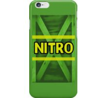 Nitro Crate iPhone Case/Skin