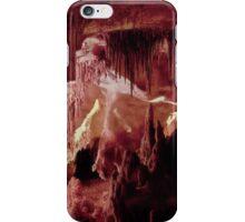 Ceiling of straws – Lehman Caves iPhone Case/Skin
