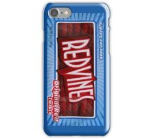 Redvines iPhone Case/Skin