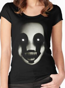 Nightmarionne (FNaF Nightmare Marionette / Puppet) Women's Fitted Scoop T-Shirt