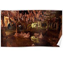 Reflecting pool – Lehman Caves Poster