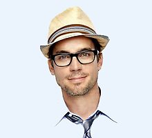Matt Bomer by sweetcherries