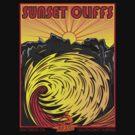 SUNSET CLIFFS by Larry Butterworth