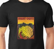 SUNSET CLIFFS Unisex T-Shirt