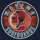 MOHAWK SURFBOARDS by Larry Butterworth