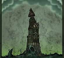 Gloom Tower by Charcoal76