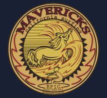 MAVERICKS by Larry Butterworth