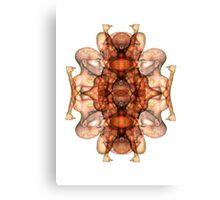 Overlap Design Canvas Print