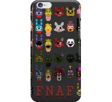 20 Nights at Freddy's iPhone Case/Skin