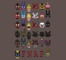 20 Nights at Freddy's by foryouistellify