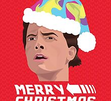 BACK TO THE FUTURE CHRISTMAS by Geoff Bloom