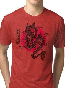 Ryu no inku Tri-blend T-Shirt