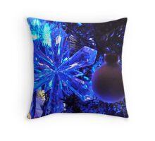 Ornamental Celebration Throw Pillow