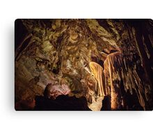 Grand Palace of Lehman Caves Canvas Print