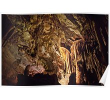 Grand Palace of Lehman Caves Poster
