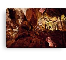 Above and beyond – Grand Palace, Lehman Caves Canvas Print
