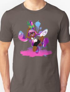 Splatoon Inkling (Pink) T-Shirt