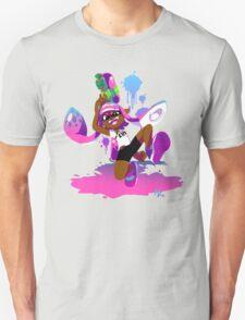 Splatoon Inkling (Pink) T-Shirt