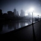Southbank Melbourne by Andrew Wilson
