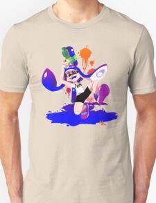 Splatoon Inkling (Blue) T-Shirt