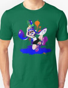 Splatoon Inkling (Blue) T-Shirt