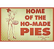 Pies! © Photographic Print