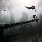Spirit of Defiance by Christopher Balaskas