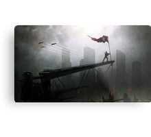 Spirit of Defiance Metal Print