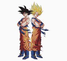 Goku Evo Kids Tee