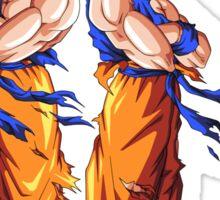 Goku Evo Sticker