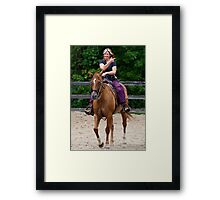 """""""Northern Ohio Outlaws"""" #36 Framed Print"""