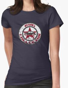 Bug Collector  Womens Fitted T-Shirt