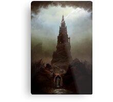 Frankenstein's Castle Metal Print
