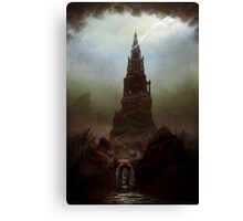 Frankenstein's Castle Canvas Print