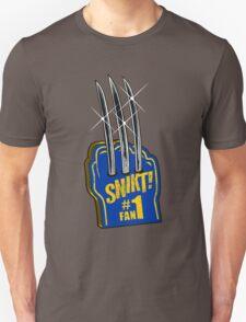 #1 Wolvie Fan T-Shirt