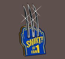 #1 Wolvie Fan Unisex T-Shirt